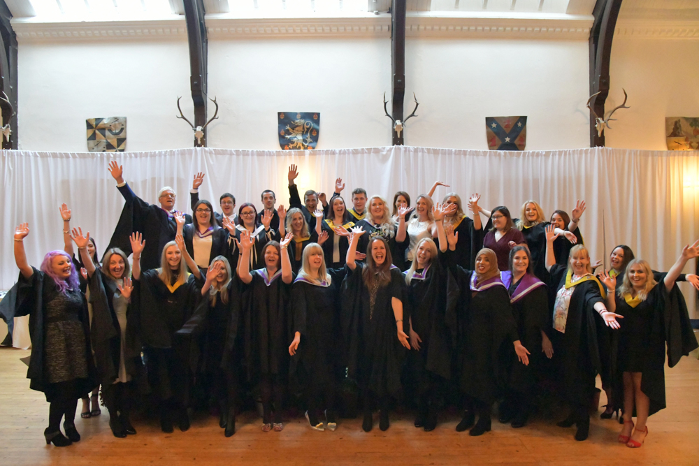 Argyll College UHI Graduation 2019
