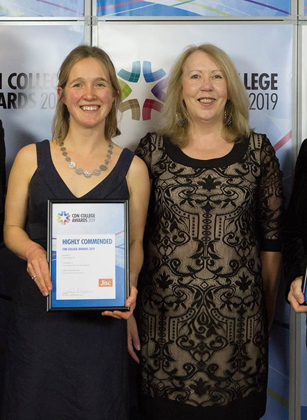 Argyll College UHI advises HMIe on Best Practice in Blended Delivery