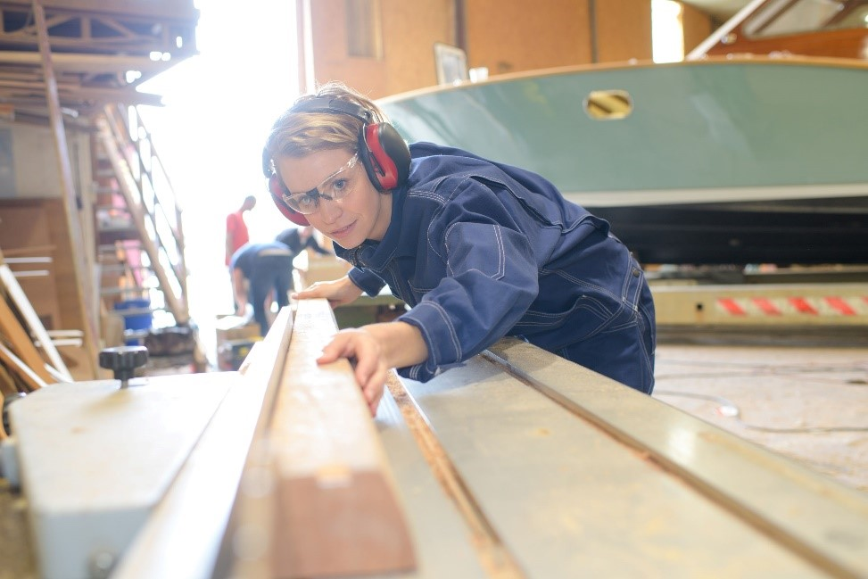 New MA in Boatbuilding and repair available in Argyll