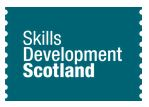 SDS Scotland logo